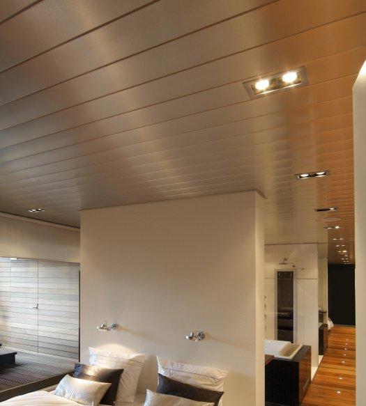 Een plafond in je slaapkamer om bij weg te dromen