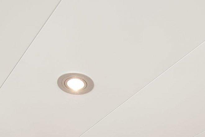 Spot Verlichting Woonkamer : Luxalon plafondverlichting