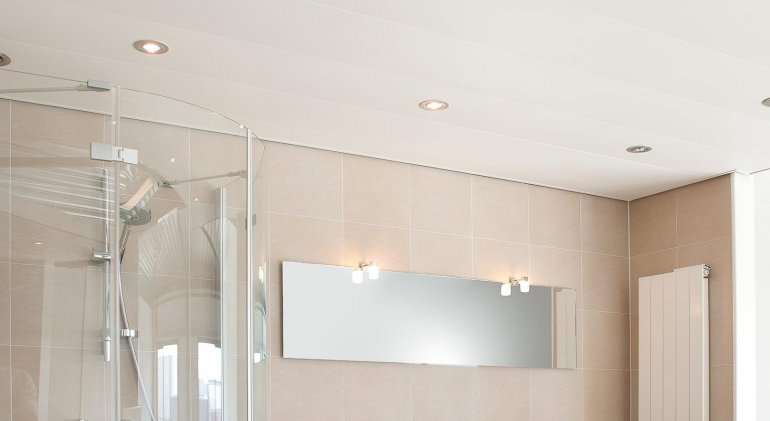 Plafond Voor Badkamer : Een mooi badkamer plafond laat je hier inspireren